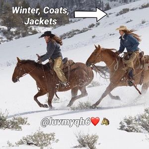 Jackets & Blazers - Winter Coats Jackets, and Vests! ❤️🐴